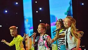 """Финал национального отбора детского """"Евровидения-2015"""""""