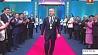 В Казахстане сегодня состоялась инаугурация президента страны У Казахстане сёння адбылася інаўгурацыя прэзідэнта краіны