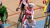 Денис Мазур завоевал серебро в гонке на выбывание на молодежном чемпионате Европы по велоспорту на треке Дзяніс Мазур заваяваў серабро ў гонцы на выбыванне на моладзевым чэмпіянаце Еўропы па веласпорце на трэку