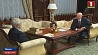 Александр Лукашенко принял посла России в связи с  завершением его дипмиссии Аляксандр Лукашэнка прыняў пасла Расіі ў сувязі з завяршэннем яго дыпмісіі