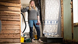 Норвежцы нашли у себя под домом тысячелетнюю могилу викинга