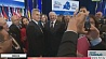 Президента Беларуси не отпустили с трибуны ОБСЕ без личного общения  Прэзідэнта Беларусі не адпусцілі з трыбуны АБСЕ без асабістых зносін  President of Belarus talks to OSCE representatives