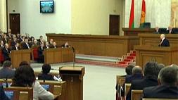 Ежегодное Послание Президента Республики Беларусь А. Г. Лукашенко белорусскому народу и Национальному собранию Республики Беларусь