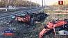 На Кубани поезд Минск - Адлер столкнулся с грузовиком На Кубані цягнік Мінск - Адлер сутыкнуўся з грузавіком
