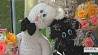 В Витебске отмечают 100-летие со дня свадьбы Марка Шагала и Беллы Розенфельд  У Віцебску адзначаюць 100-годдзе з дня вяселля Марка Шагала і Бэлы Розенфельд  100th anniversary of wedding of Marc Chagall and Bella Rosenfeld celebrated in Vitebsk