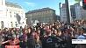 В Будапеште начались стычки между полицией и мигрантами