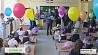 Почти тысяча маленьких жителей Кричева пошли в новую школу Амаль тысяча маленькіх жыхароў Крычава пайшлі ў новую школу