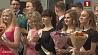 Последний звонок прозвенел для 26 тысяч выпускников в Минске Апошні званок празвінеў для 26 тысяч выпускнікоў у Мінску
