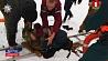 Вчера в Дрогичине спасали четвероклассника Учора ў Драгічыне ратавалі чацвёртакласніка