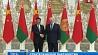 """Александр Лукашенко: """"Не разрывайте вы нас! Мы обеспечим ваши интересы - и Востока, и Запада"""" Аляксандр Лукашэнка: """"Не раздзірайце вы нас! Мы забяспечым вашы інтарэсы - і Усходу, і Захаду"""" Alexander Lukashenko: """"Don't tear us apart, we will ensure the interests - of both East and West"""""""