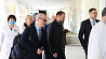 Эксперты ВОЗ посетили три медучреждения Витебска Эксперты Сусветнай арганізацыі здароўя наведалі тры медустановы Віцебска