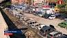 Взрыв бензовоза на окраине итальянского города Болонья  Выбух бензавоза на ўскраіне італьянскага горада Балонья