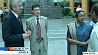 Продолжается официальный визит индийской парламентской делегации Працягваецца афіцыйны візіт індыйскай парламенцкай дэлегацыі Indian Parliamentary Delegation continues its official visit to Belarus