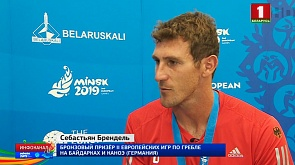 Мнение бронзового призера II Европейских игр по гребле на байдарках и каноэ об организации Игр