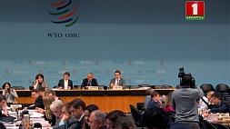 В Женеве сегодня пройдет очередное заседание по присоединению Беларуси к ВТО У Жэневе сёння пройдзе чарговае пасяджэнне па далучэнні Беларусі да СГА Regular meeting on  accession of Belarus to  WTO to be held in Geneva today