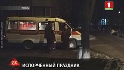 Следователи Гомеля выясняют обстоятельства поножовщины на улице Международная