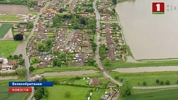 На востоке Великобритании не прекращаются проливные дожди