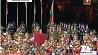 """В Москве прошел фестиваль военных оркестров """"Спасская башня"""" У Маскве прайшоў фэст ваенных аркестраў """"Спаская вежа"""""""