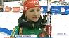 Сегодня в календаре чемпионата мира  в Раубичах две спринтерские гонки  Сёння ў календары чэмпіянату свету  ў Раўбічах дзве  спрынтарскія гонкі  Two sprint races to be held at Biathlon Junior World Championships today