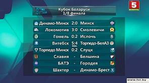Время футбола (13.08.2018)