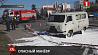 Сотрудники ГАИ выясняют обстоятельства аварии с участием автомобиля медицинской помощи  в Гродно