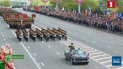 Прямую трансляцию Парада Победы из Минска передавал ведущий международный телеканал Euronews
