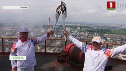 Почти на неделю Гродненщина стала центром мультиспортивного мероприятия ІІ Европейских игр Амаль на тыдзень Гродзеншчына стала цэнтрам мультыспартыўнага мерапрыемства ІІ Еўрапейскіх гульняў