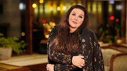 """В гостях у программы """"24 вопроса""""  - одна из величайших певиц мировой оперы Мария Гулегина"""