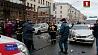 В Минске на улице Московской разбиты четыре автомобиля, есть пострадавшие  У Мінску на вуліцы Маскоўскай пабітыя чатыры аўтамабілі, ёсць пацярпелыя
