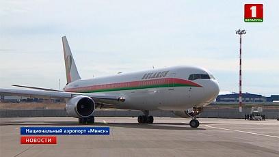 Александр Лукашенко направился с официальным визитом в Узбекистан