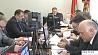 На заседании Миноблисполкома обсуждали земельные и имущественные вопросы На пасяджэнні Мінаблвыканкама абмяркоўвалі зямельныя і маёмасныя пытанні