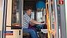 В Гомеле  инвалиды-колясочники  провели мастер-класс водителям троллейбусов У Гомелі  інваліды-калясачнікі  правялі майстар-клас вадзіцелям тралейбусаў