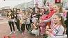 """В столице состоялся весенний марафон BeautyRun У сталіцы адбыўся вясновы марафон """"Б'юці ран"""" Minsk hosts spring marathon Beauty Run"""