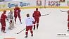 Хоккейная сборная Беларуси уже в Чехии Хакейная зборная Беларусі ўжо ў Чэхіі Belarusian hockey team comes to Czech Republic