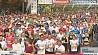 Минский полумарафон вызвал настоящий ажиотаж  Мінскі паўмарафон выклікаў сапраўдны ажыятаж  Minsk Half Marathon causes real stir