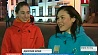 Участникам первенства по биатлону показали Минск Удзельнікам першынства па біятлоне паказалі Мінск