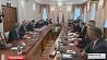 Беларусь и Сербия сверяют свои позиции Беларусь і Сербія - даўнія партнёры - звяраюць свае пазіцыі
