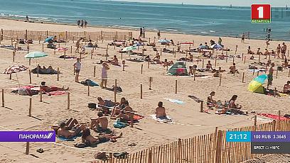 Новые правила для пляжного отдыха во Франции