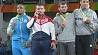 Бронза с золотым отливом Бронза з залатым адлівам Javid Gamzatov wins Belarus' fifth medal at Olympic Games in Rio de Janeiro