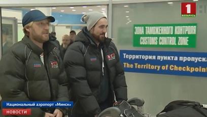 Рождественский турнир любителей хоккея на приз Президента Беларуси собирает друзей