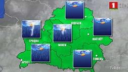 Прогноз погоды на 7 июня Прагноз надвор'я на 7 чэрвеня