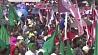 В Латинской Америке прошли массовые протесты женщин против гендерного неравенства У Лацінскай Амерыцы прайшлі масавыя пратэсты жанчын супраць гендарнай няроўнасці
