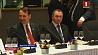 Беларусь выступила за ускорение процедуры пересечения наземной границы с ЕС Беларусь выступіла за паскарэнне працэдуры перасячэння наземнай мяжы з ЕС Belarus stands for speeding up procedure for crossing land border with EU