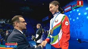 """Белорусские спортсмены продолжают принимать участие в проекте """"Олимпийский путь"""""""