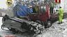Под Минском столкнулись грузовик и легковая  Пад Мінскам сутыкнуліся грузавік і легкавая