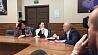 С NaviBand встретился посол Беларуси в Украине
