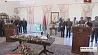 Вчера завершился официальный визит Президента Беларуси Александра Лукашенко в Пакистан Учора завяршыўся афіцыйны візіт Прэзідэнта Беларусі Аляксандра Лукашэнкі ў Пакістан Official visit of President of Belarus Alexander Lukashenko to Pakistan ends