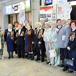 Встреча руководства Белтелерадиокомпании с ветеранами Великой Отечественной войны