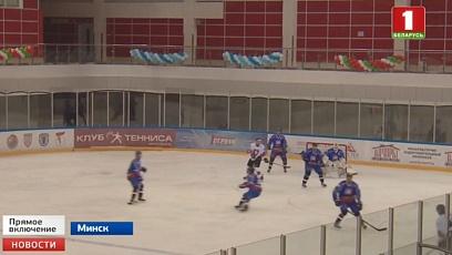 В первом матче XV Рождественского турнира победила Словакия