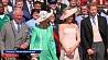 Принц Гарри и его супруга Меган впервые появились на публике в качестве семейной пары Прынц Гары і яго жонка Меган упершыню з'явіліся на публіцы ў якасці сямейнай пары